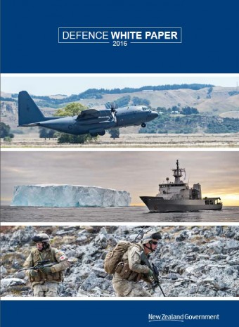 defence white paper 2016 cover