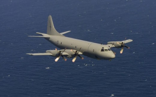 P 3K2 conducting Operations in the Pacific Ocean