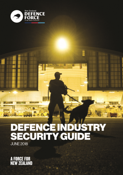 Defence Industry Security Guide preview2
