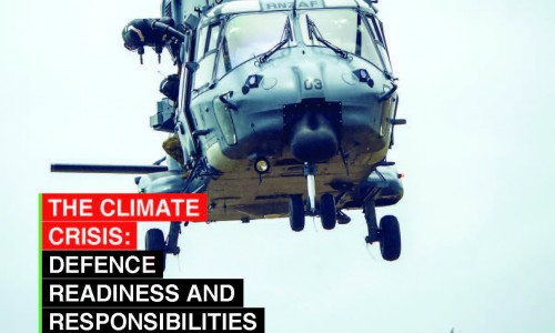 Climate Change and Security 2018