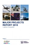 major projects reports 2015 vol 1 cover