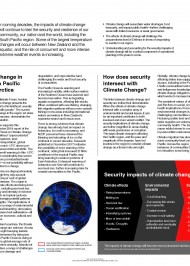 Climate Change and Security 2018 Summary P1