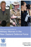 military women in the nzdf